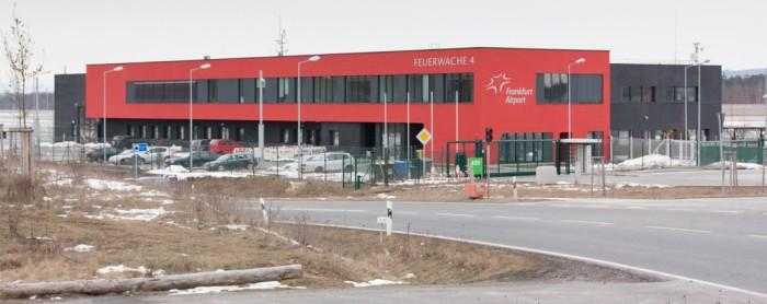 Flughafen Feuerwehr Frankfurt am Main