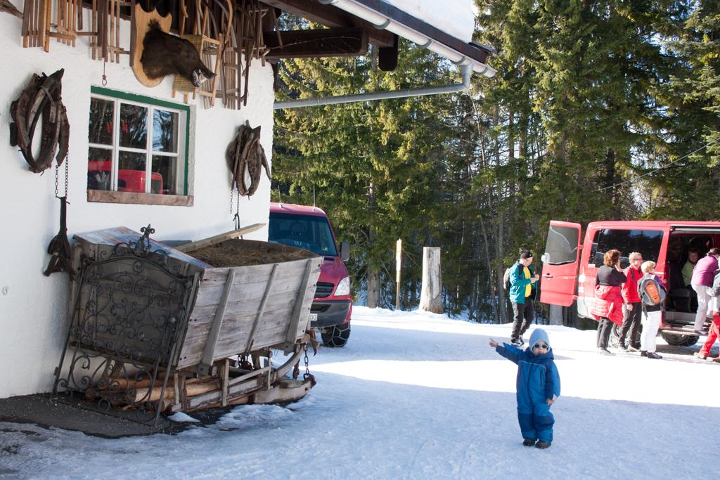 Reit im Winkl 2014: Hemmersuppenalm