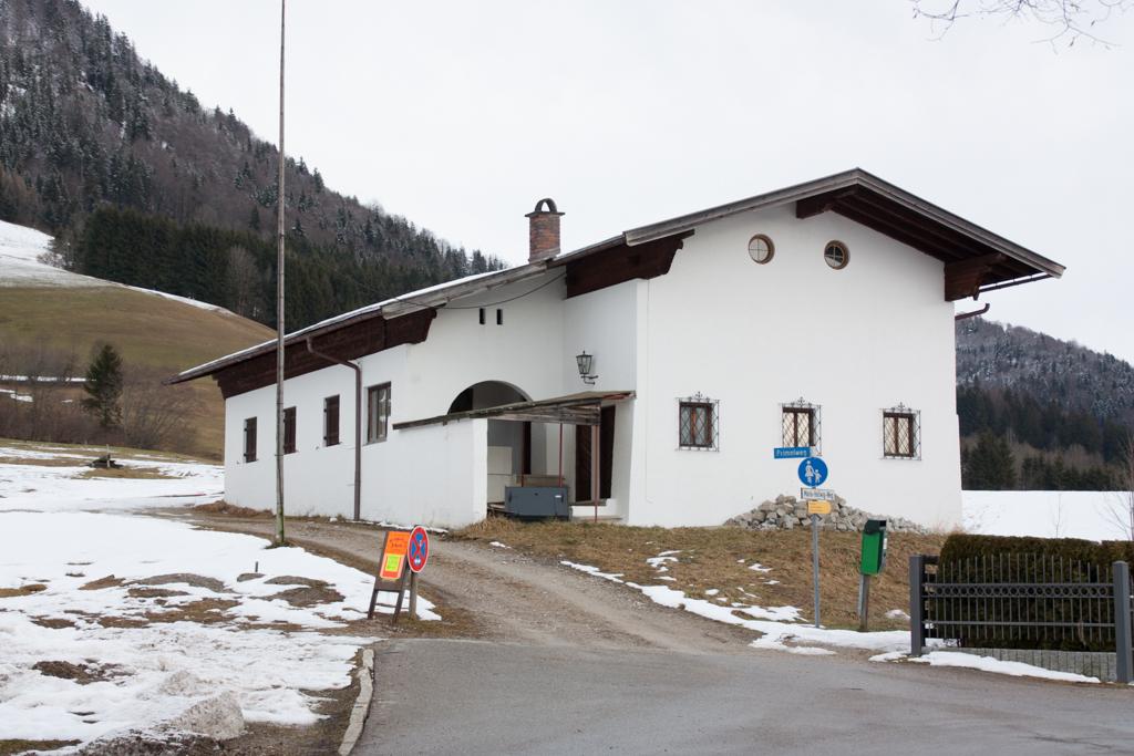 Reit im Winkl 2014: Walmberg-Bahn Talstation