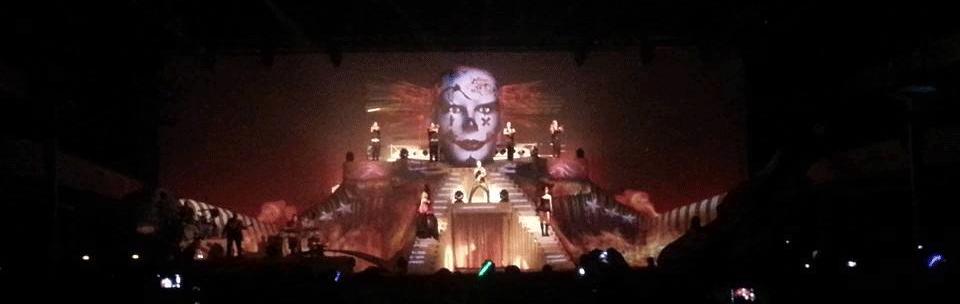 Dj Bobo Circus 2014 - Festhalle Frankfurt
