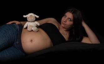 Babybauch-Shooting mit Anni und Christopher