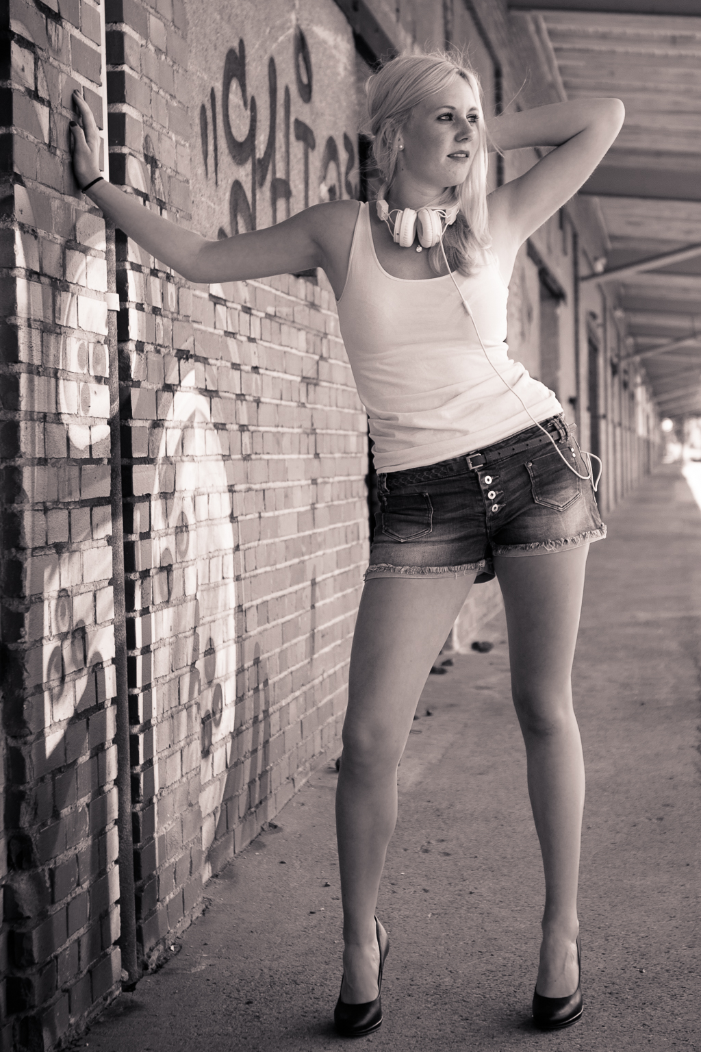 Portrait / Fashion Shooting mit Svenja