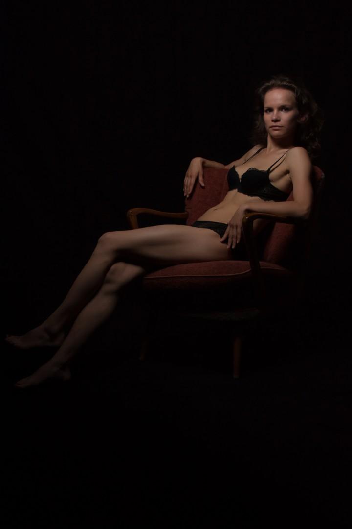 Akt/Erotik Shooting mit Olga