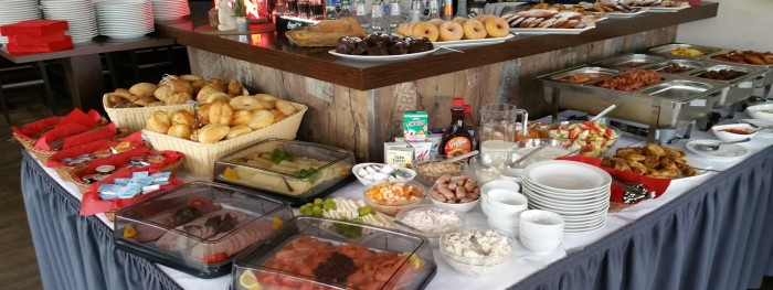 Journal Rodgau: American Breakfast