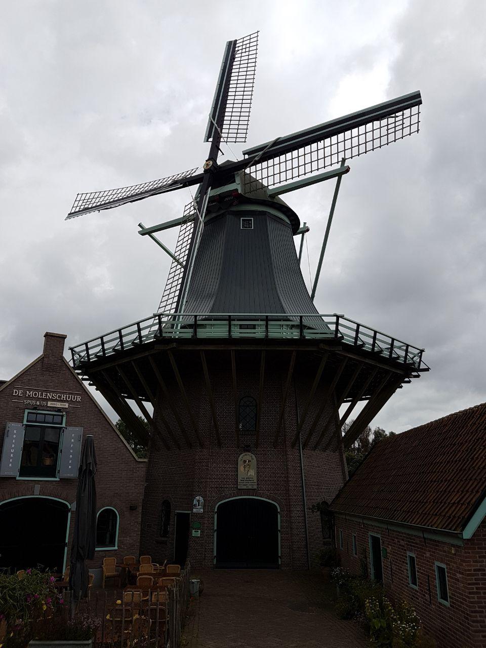 Windmühle De Gouden Engel