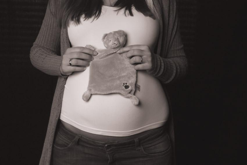 Babybauch-Shooting mit Melissa