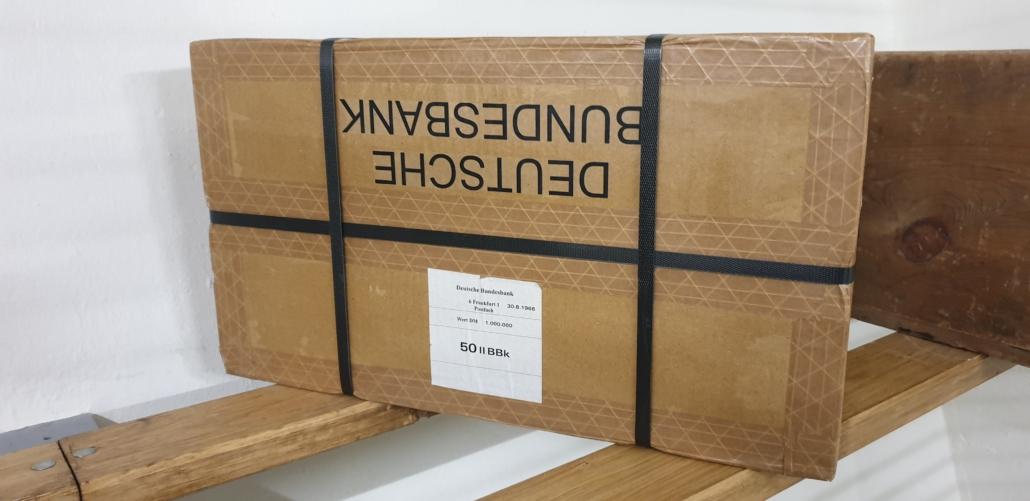 Verpackungseinheit der Notwährung BBK II